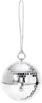 Dolce & Gabbana Discoball mirrored clutch