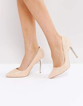Faith Chloe Party Pink Pumps