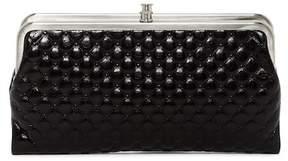 Hobo Lauren Quilted Leather Clutch Wallet