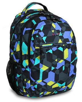 J World JWorld Cornelia Laptop Backpack - Cubes