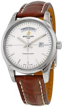Breitling Transocean Day & Date Automatic Men's Watch A4531012-G751BRCD