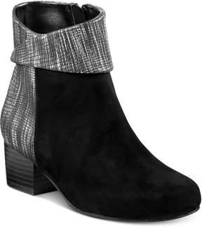 Kenneth Cole New York Linea Cuff Boots, Toddler, Little Girls (4.5-3) & Big Girls (3.5-7)