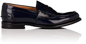 Church's Women's Pembrey Spazzolato Leather Penny Loafers