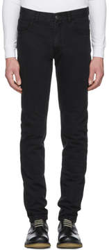Raf Simons Black Regular Fit Jeans