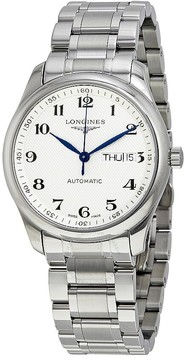 Longines Master Collection Automatic Silver Dial Men's Watch