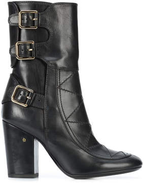 Laurence Dacade pin buckled boots