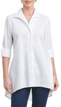 Foxcroft Women's Lucy Stretch Tunic Shirt