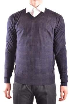 Altea Men's Multicolor Wool Sweater.