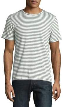 Jack and Jones Striped Cotton Tee