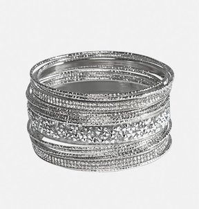 Avenue Stone Bangle Set