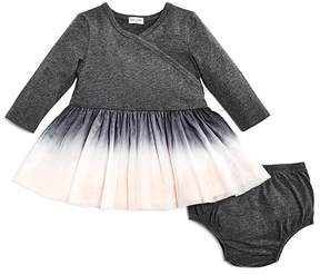 Splendid Girls' Dip-Dye Shirt Dress & Bloomers Set - Baby
