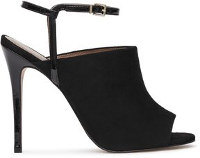 Reiss Rena Suede Peep-Toe Shoes
