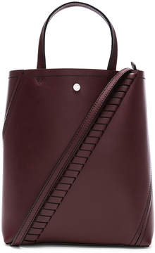 Proenza Schouler Grained Leather Hex Tote
