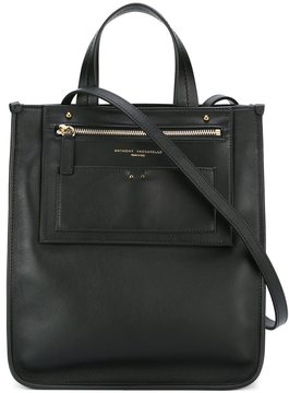 Anthony Vaccarello square tote