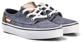 Vans Sneakers, Washed Herringbone