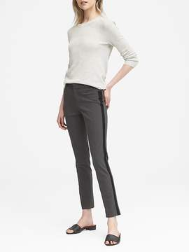 Banana Republic Sloan Skinny-Fit Side-Stripe Bi-Stretch Pant