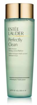 Estee Lauder Perfectly Clean Multi-Action Toning Lotion/Refiner/6.7 oz.