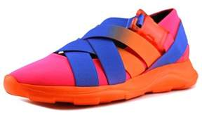 Christopher Kane Harper Round Toe Synthetic Sneakers.