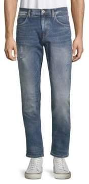 Hudson Distressed Jeans