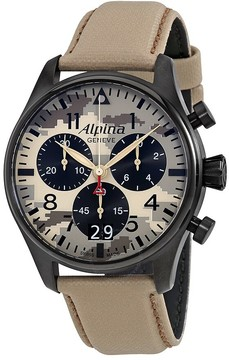 Alpina Startimer Pilot Chronograph Men's Watch