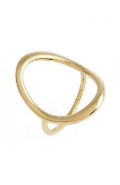 Bony Levy Women's Stackable Open Circle Ring (Nordstrom Exclusive)