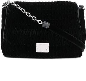 Emporio Armani Black Shoulder Bag
