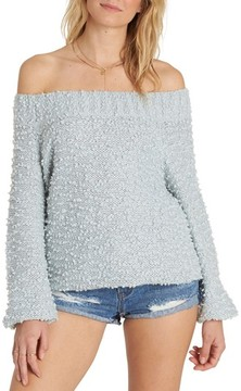 Billabong Women's Furget Me Not Sweater