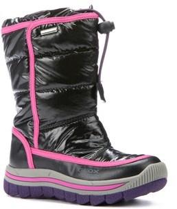 Geox Girls' Junior Overland Boot.