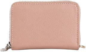 Christopher Kon Buff Mini Leather Wallet