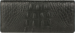 Scully Embossed Croco Wallet 5007 (Women's)