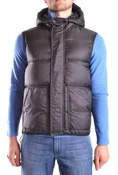 Rossignol Men's Black Polyamide Vest.