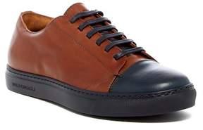 Bruno Magli Vento Leather Cap Toe Sneaker