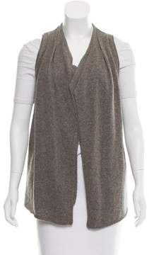 Brochu Walker Cashmere Open Vest