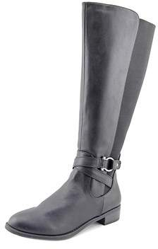 Karen Scott Womens Davina Closed Toe Knee High Fashion Boots.