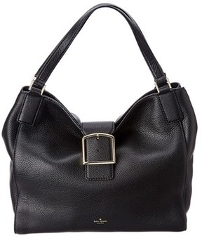 Kate Spade Healy Lane Jayne Leather Tote. - BLACK - STYLE