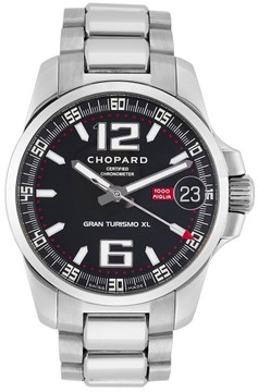 Chopard Mille Miglia Stainless Steel 44mm Mens Watch