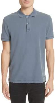 ATM Anthony Thomas Melillo Pique Polo Shirt