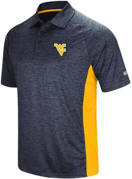 Colosseum Men's West Virginia Mountaineers Wedge Polo