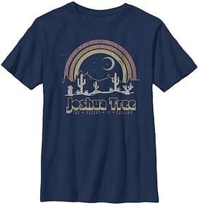 Fifth Sun Navy 'Joshua Tree' Crewneck Tee - Boys