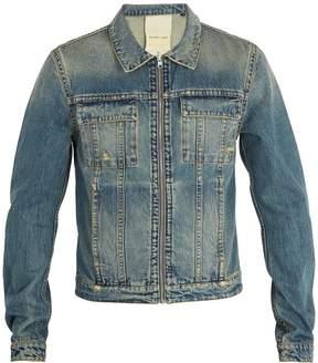 Helmut Lang 87 reversible denim jacket