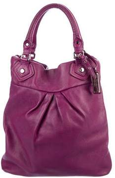 Marc Jacobs Marc by Pebbled Leather Satchel