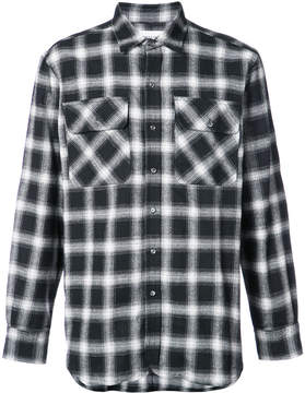 Ovadia & Sons plaid shirt