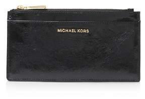 MICHAEL Michael Kors Money Pieces Large Slim Leather Card Case