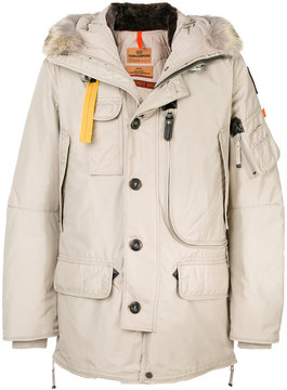 Parajumpers patch detail padded parka