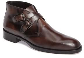 Donald J Pliner Men's Zigor Double Monk Strap Boot