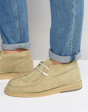 Selected Ronni Suede Chukka Boots