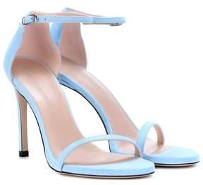 Stuart Weitzman Nudistsong suede sandals