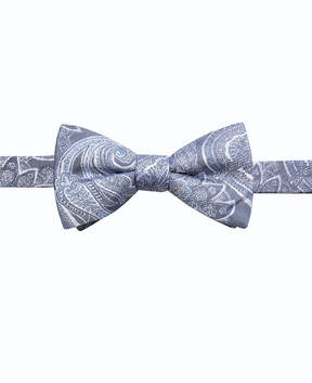 Ryan Seacrest Distinction Men's Wakeview Paisley Pre-Tied Bow Tie, Created for Macy's