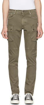 Belstaff Green Westward Jeans