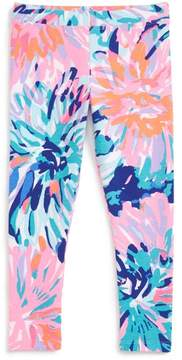 Lilly Pulitzer Toddler Girl's Maia Leggings